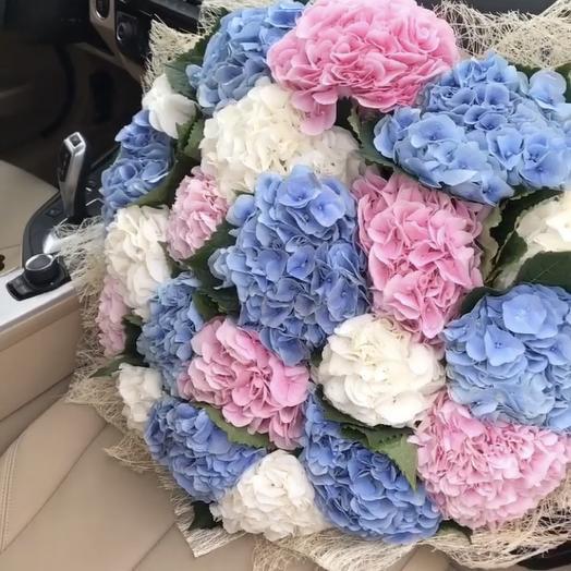 Букет «Облачные сны»: букеты цветов на заказ Flowwow