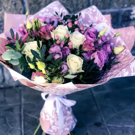 Букет Бесподобный: букеты цветов на заказ Flowwow