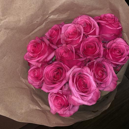 Яркие чувства: букеты цветов на заказ Flowwow
