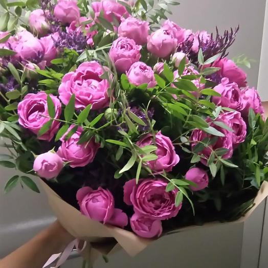 Супер бомбастик: букеты цветов на заказ Flowwow