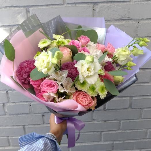 Малинки 🍭: букеты цветов на заказ Flowwow