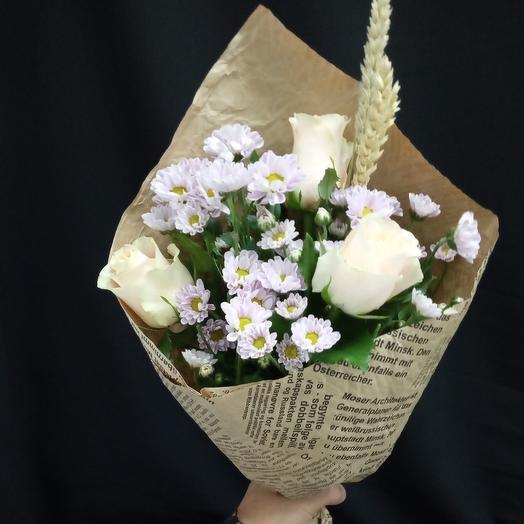 Обаятельный: букеты цветов на заказ Flowwow