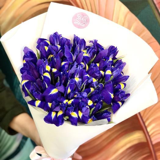 Букет «Темная Ночь»: букеты цветов на заказ Flowwow