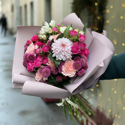 Шелк: букеты цветов на заказ Flowwow