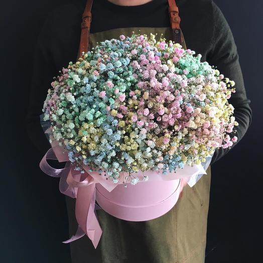 Радуга -2: букеты цветов на заказ Flowwow