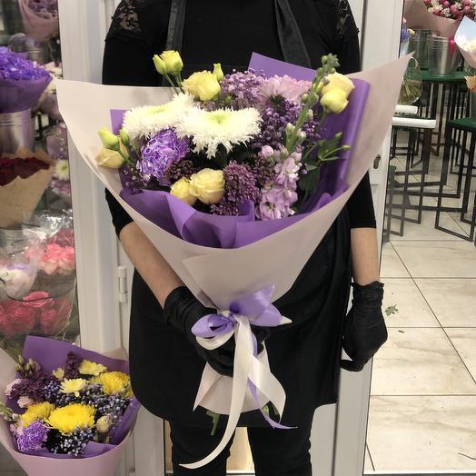 Букет Шикарно: букеты цветов на заказ Flowwow