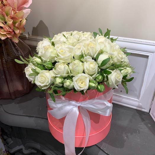 Приятности: букеты цветов на заказ Flowwow