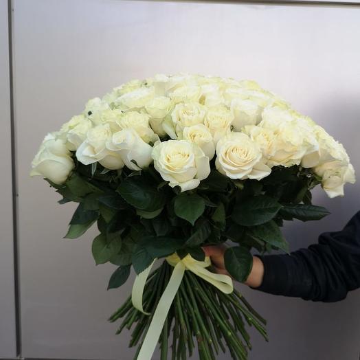 101 Белая Розы