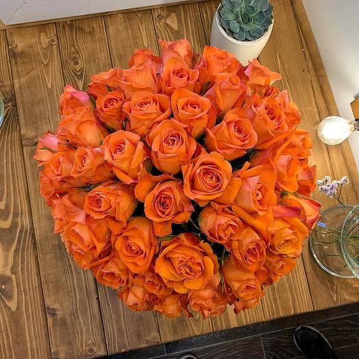 АКЦИЯ! 51 роза