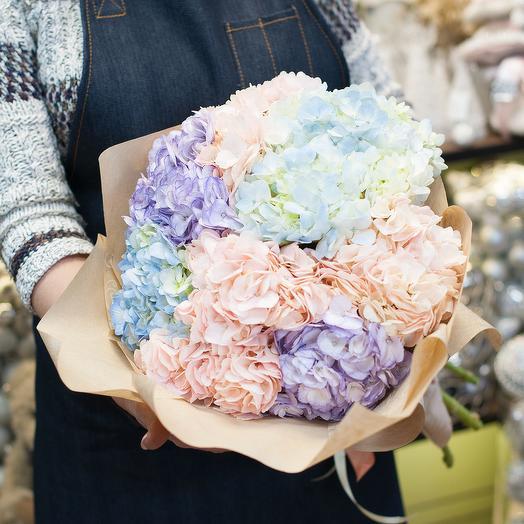 Букет цветов Аиша