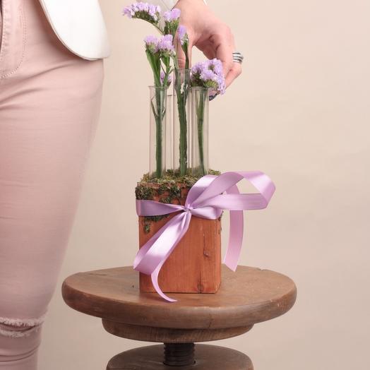 Интерьерная ваза в минималистическом стиле