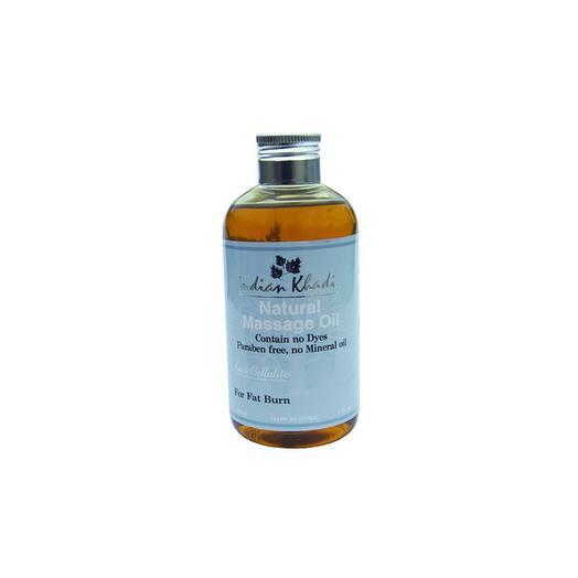 Антицеллюлитное масло для тела, Indian Khadi
