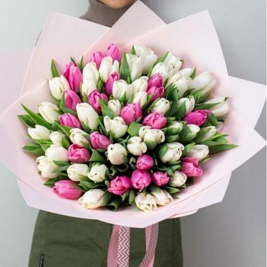 61 тюльпаны