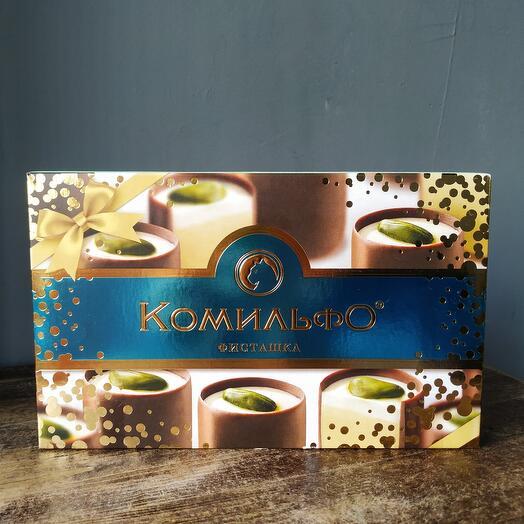 Шоколад Комильфо