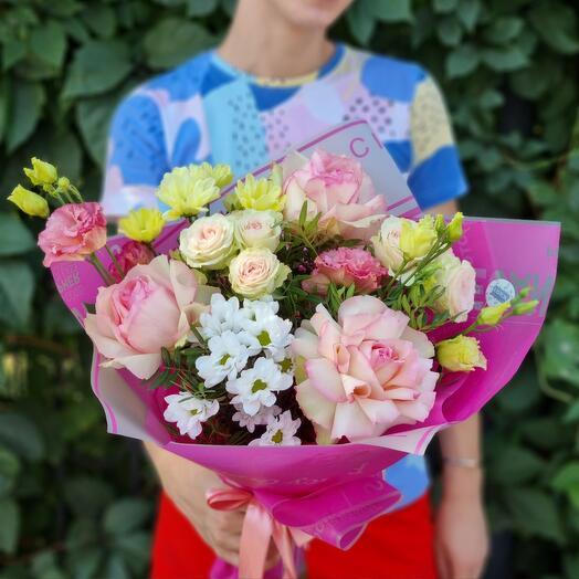 Цветочный садик