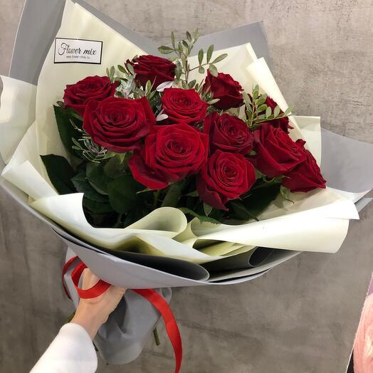 Роскошные розы