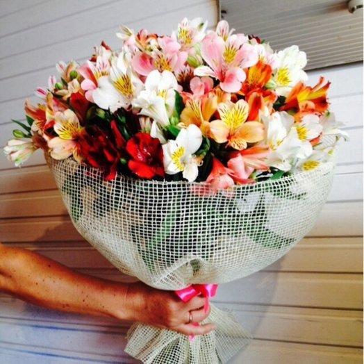 Букет цветов таллинн