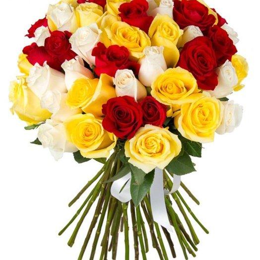 Букет Озарение: букеты цветов на заказ Flowwow