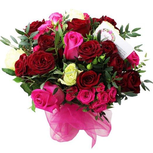 Букет Ясный день: букеты цветов на заказ Flowwow