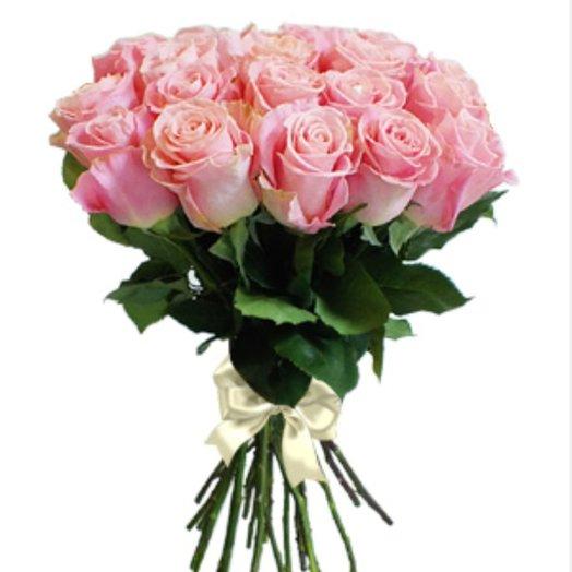 Роза Ангажемент: букеты цветов на заказ Flowwow