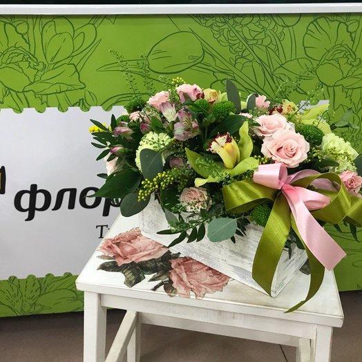 Сокровищ клад: букеты цветов на заказ Flowwow
