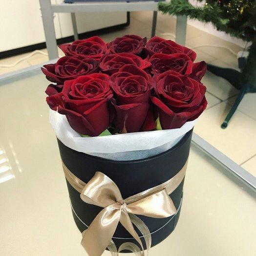 Английский презент: букеты цветов на заказ Flowwow