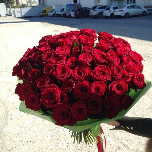 Букет Гран при: букеты цветов на заказ Flowwow