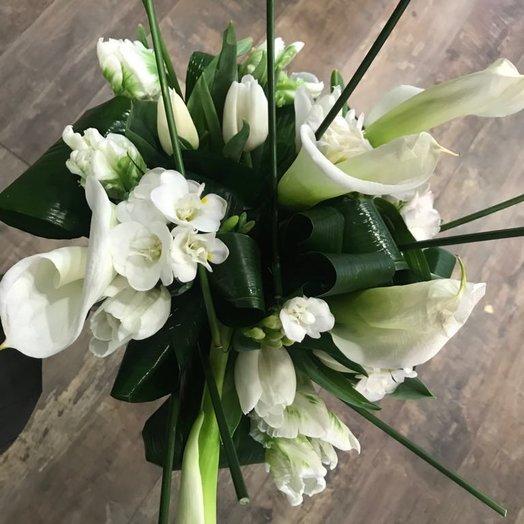Японская шпилька: букеты цветов на заказ Flowwow