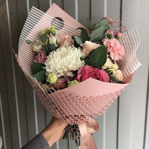 Букет романс: букеты цветов на заказ Flowwow