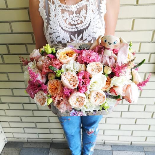 Пьенмонт: букеты цветов на заказ Flowwow