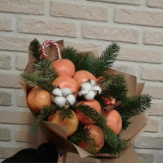 Орэндж: букеты цветов на заказ Flowwow