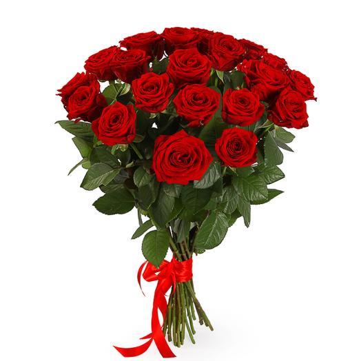 Роза 21: букеты цветов на заказ Flowwow