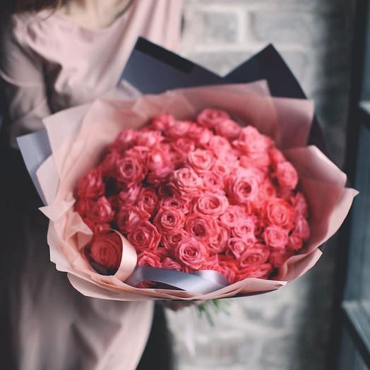 Ингрид: букеты цветов на заказ Flowwow