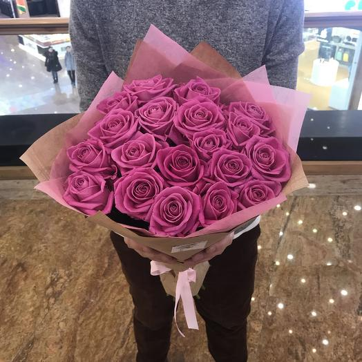 Аква S: букеты цветов на заказ Flowwow
