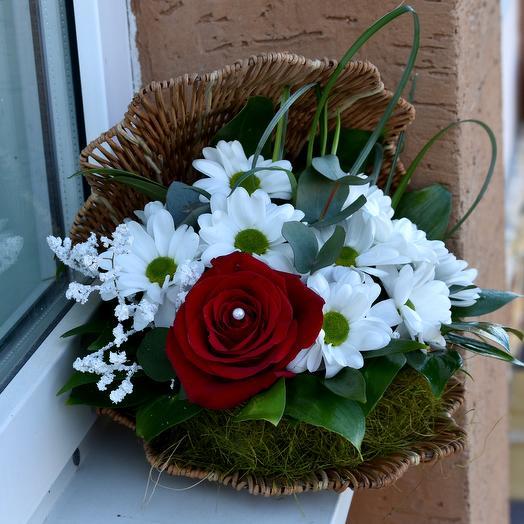 Жемчужина Черного моря: букеты цветов на заказ Flowwow
