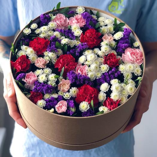 Ring 16 Большой: букеты цветов на заказ Flowwow