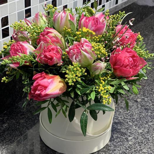 Весна поёт: букеты цветов на заказ Flowwow