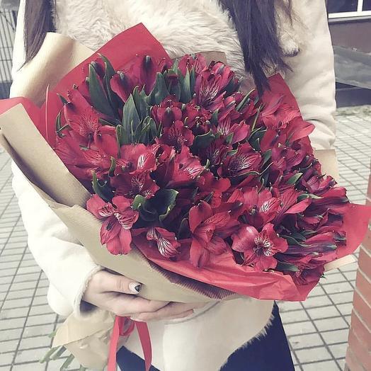 Букет 99: букеты цветов на заказ Flowwow