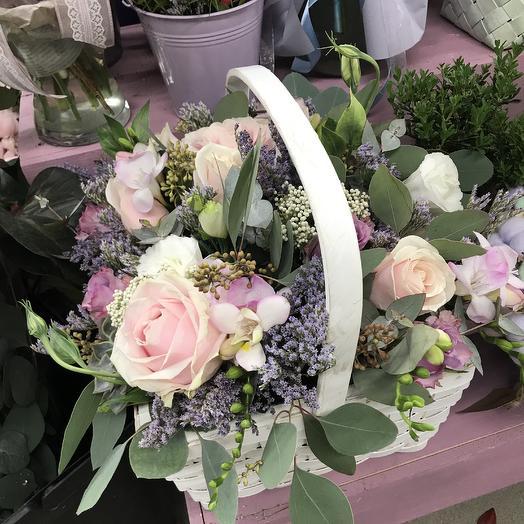 Розовая мечта: букеты цветов на заказ Flowwow