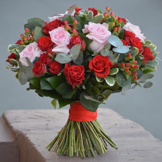 Купидон: букеты цветов на заказ Flowwow