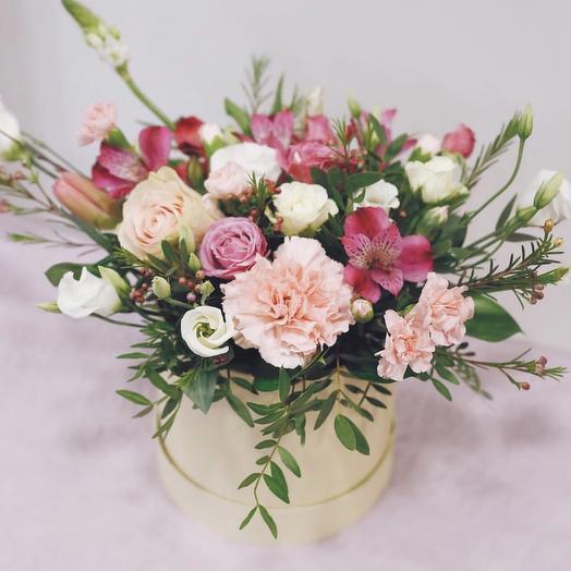 Композиция Карамель: букеты цветов на заказ Flowwow