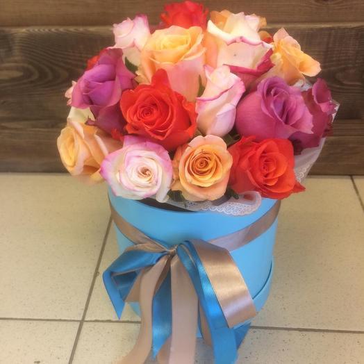 Радужная: букеты цветов на заказ Flowwow