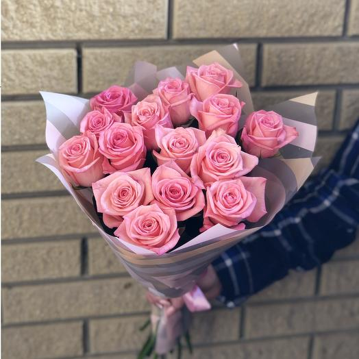 Букет из 15 роз Casanova