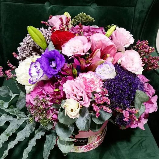 Mixflowers box: flowers to order Flowwow