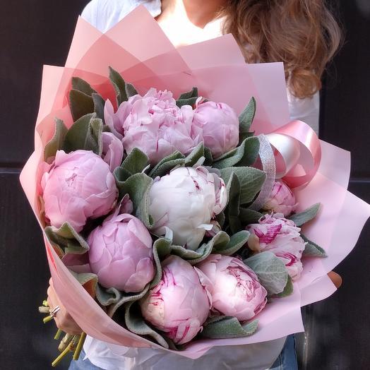Just love💕: букеты цветов на заказ Flowwow
