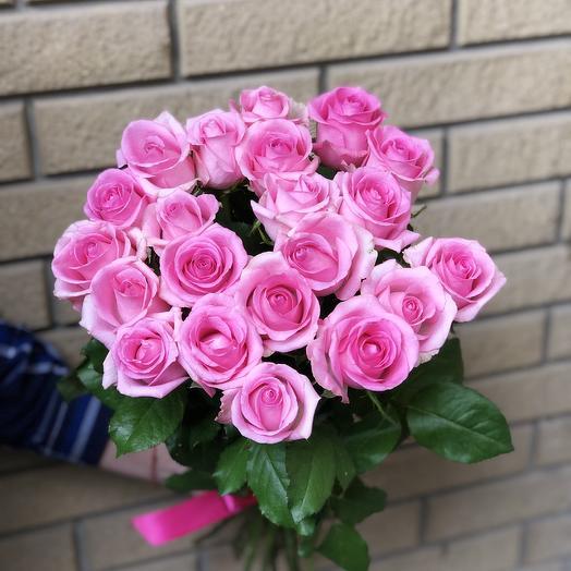 Букет из 21 розы Revival