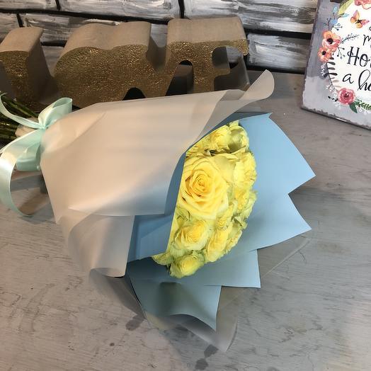 Букет 21 роза: букеты цветов на заказ Flowwow
