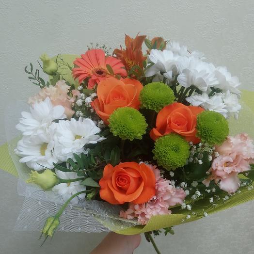 💐 Букет: букеты цветов на заказ Flowwow