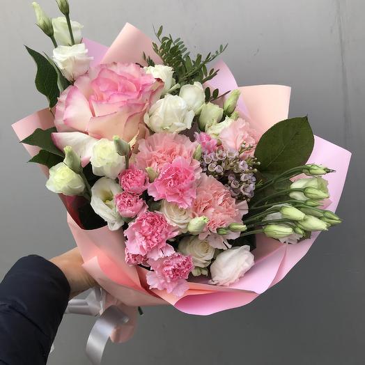 Нежнейший ️: букеты цветов на заказ Flowwow