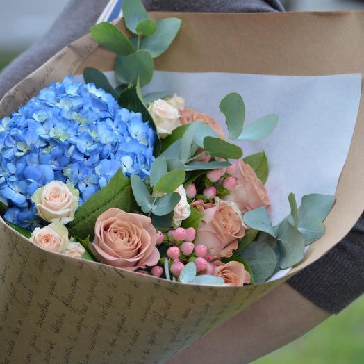 """Букет цветов """"Чудесный"""": букеты цветов на заказ Flowwow"""